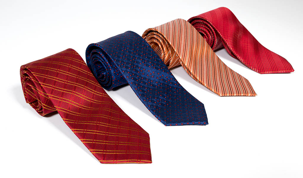 Speciāla dizaina kaklasaites Parnass