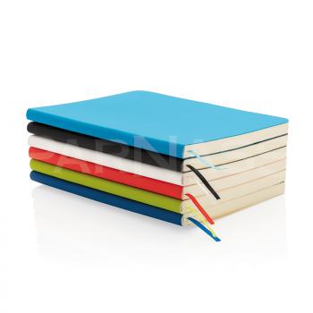 A5 piezīmju bloks FLEXIBLE SOFT COVER