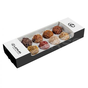 ART DECO 8 BOX, trifeles kārbā, 68g