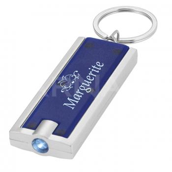 Atslēgu piekars – lukturītis