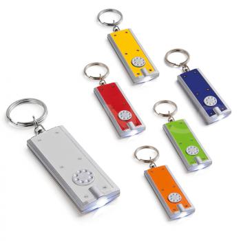 Atslēgu piekrs – lukturītis NOHO