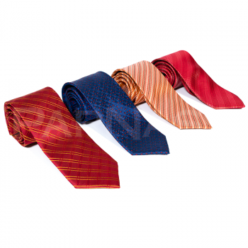 Austas zīda kaklasaites, speciāls dizains