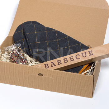 BBQ komplekts – cims un grila dakšas