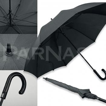Biznesa lietussargs SILVAN STRIPE