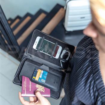 Ceļojumu maks SWISS PEAK HERITAGE RFID