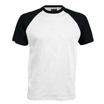 Divkrāsu vīriešu T-krekls