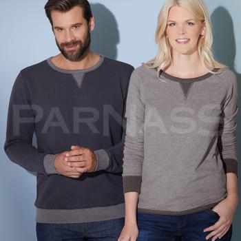 Kokvilnas džemperis CLASSIC SWEAT