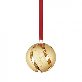 Ekskluzīvs eglītes rotājums GEORG JENSEN CHRISTMAS BALL