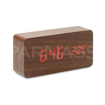 Galda pulkstenis – termometrs BUENOS AIRES