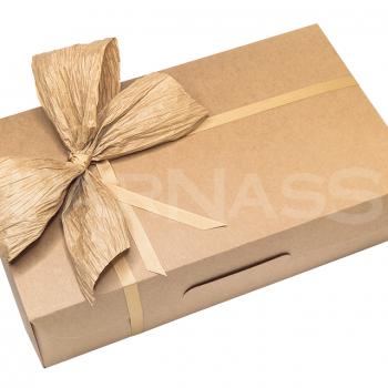 Gofrētā kartona dāvanu kārba