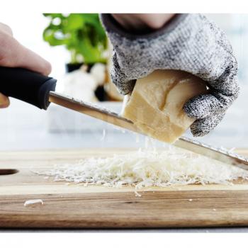 Komplekts – siera rīve un aizsargcimds