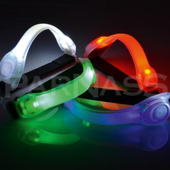 LED drošības aproce