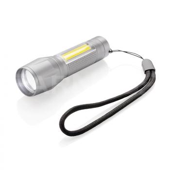 Lukturis LED 3W FOCUS TORCH