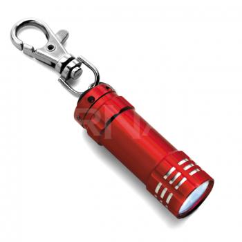 Atslēgu piekars – lukturītis 3LED