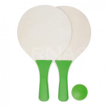 Pludmales tenisa raketes