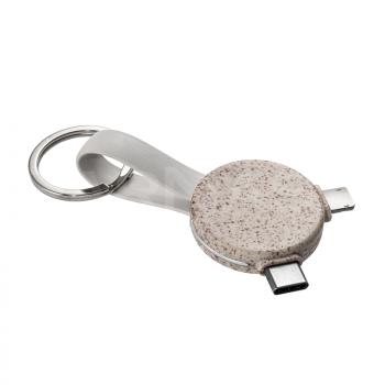 REEVES WHEATSTRAW uzlādes kabelis – atslēgu piekars