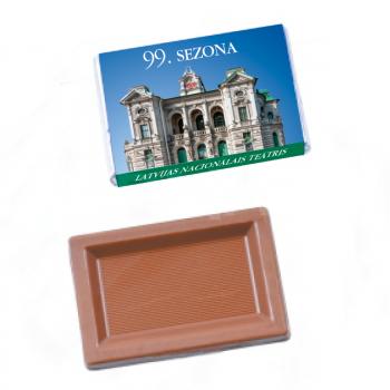 Reklāmas šokolāde MINI BAR 10g