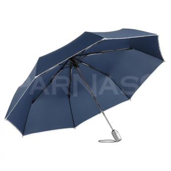 Saliekams lietussargs ar atstarojošu malu OVERSIZE MINI