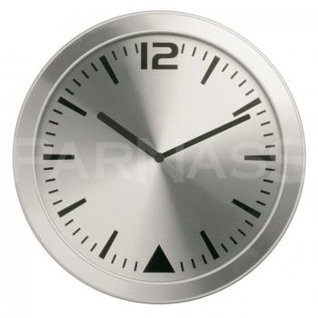 Sienas pulkstenis ALUMINIUM