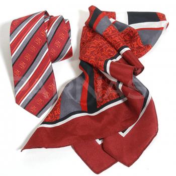 Speciāla dizaina kaklasaite, lakats