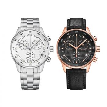 Šveices vīriešu rokas pulkstenis COSMOS