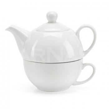 Tējas kanna un krūze