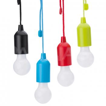 1W LED lampiņa PULL