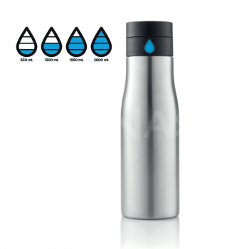 Ūdens pudele AQUA HYDRATION TRACKING