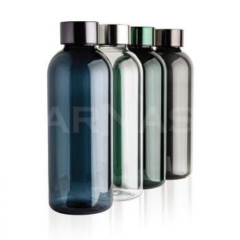 Ūdens pudele LEAK PROOF ar metāla korķi