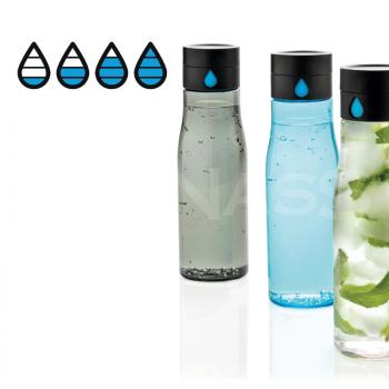 Ūdens pudele TRITAN AQUA HYDRATION TRACKING