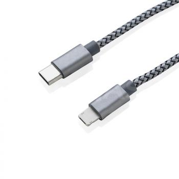 Uzlādes kabelis 3IN1 BRAIDED CABLE