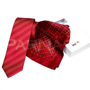 Zīda šalle un kaklasaite, komplekts, speciāls dizains